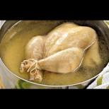 Как да изкараме всички хормони и антибиотици от купешкото пиле - 3 проверени домашни способа: