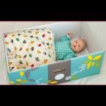 Защо бебетата във Финландия спят в кутия? Традиция на повече от 70 години: