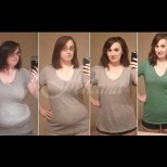 След като дълго време тежеше 100 кг, тя реши да се заеме сериозно с теглото си и направи няколко промени, с които се отърва от 40 кг