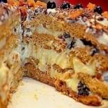 Как да си приготвите легедарната домашна торта с кисело мляко- лесна, непретенциозна и бърза