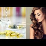Топ 6 женски витамина, които връщат силата на косата: гъста, лъскава, жива