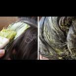 Маската, която направи косата ми двойно по- гъста и вече не мога да я хвана с обикновен ластик като преди