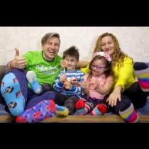 Днес е много специален ден - носим шарени чорапи и празнуваме най-слънчевите деца:
