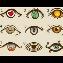 Тест По очите ще се познаете: