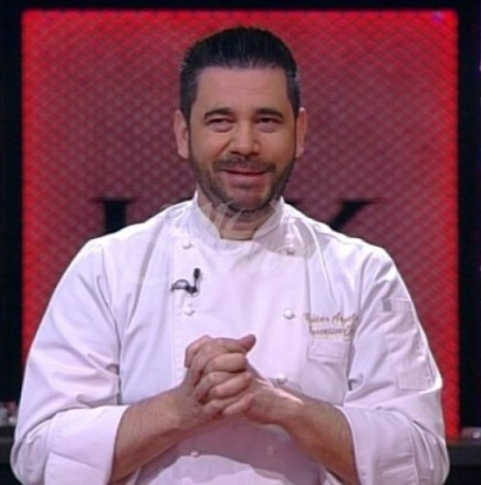 Една от най-големите звезди на първия сезон на Hell's Kitchen е неузнаваема само година след шоуто