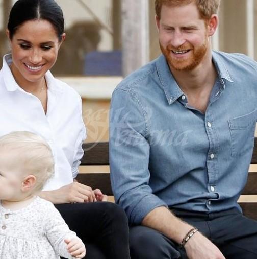 Неочаквана вест за бебето на Меган и Хари