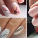 Свежи и стилни маникюри за къси нокти