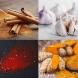 Подправките, които са мощни билки-Мащерка, канела, чесън и джинджифил