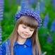 Помните ли момиченцето с най-красивите сини очи? Тя вече е на 6 - ето как изглежда днес  (Снимки):