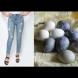 Чаят от каркаде багри яйцата в невероятни нюанси: ето как да ги боядисаме с ефект на скъсани дънки