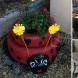 15 идеи как да декорирате градината си със стари гуми