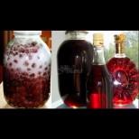 От 3 кг вишни правя 10 бутилки домашна вишновка - става убийствен еликсир с рубинен цвят, приятелките умират за нея: