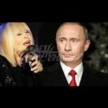 Владимир Путин с щедър подарък към Лили Иванова за рождения ѝ ден