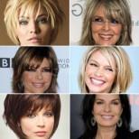 20 модерни прически за тънка коса, подходящи за жени на средна възраст