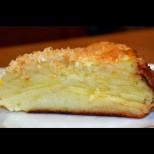 Кулинарният свят полудя по този Невидим ябълков сладкиш - целият е само плънка, а на вкус е копринено нежен: