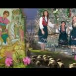 На Гергьвден се прави лява вода, която има магична сила, на кръста се връзва дрян-Ето ритуалите за здраве и късмет