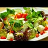 Докато ги хапваш, метаболизмът ти се вдига на 200% - 3 вкусни салатки за изгаряне на тлъстинки: