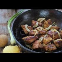 Рецептата, с която се престраших да опитам дробчета - крехки като пилешко, сочни като свинско: