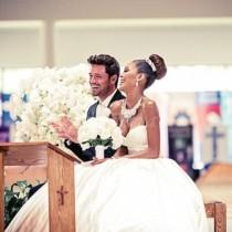 Най-красивите младоженци в САЩ