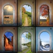 През коя врата искаш да преминеш? Отговорът ще разкрие тайните в душата ви:
