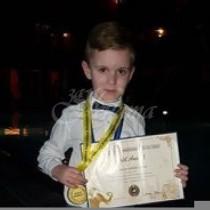 Математическият гений Лъчо- 6-годишен, а вече с куп международни награди
