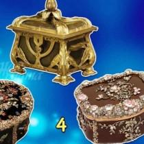 Изберете ковчеже на късмета и разберете в коя област ще ви огрее