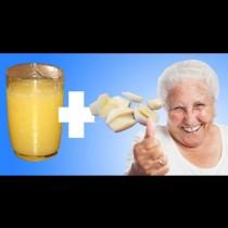 80 годишната ми съседка пие всяка сутрин  и  вечер преди лягане по 1 чаша- в час е с всичко, а акъла й щъка като на 30 годишна