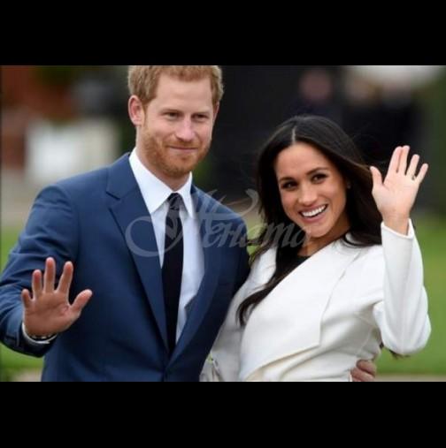 Ето какво ще плащат британците на САЩ заради бебето на Меган и Хари: