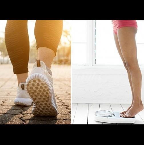 Ходене за отслабване - 21-дневен план, който извайва тялото и топи паласките само с ходене. Лесно и просто: