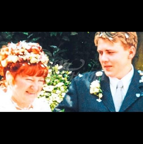 Когато се срещат, той е на 17, а тя - на 51. Ето ги след 18 години все още щастливи заедно (Снимки):