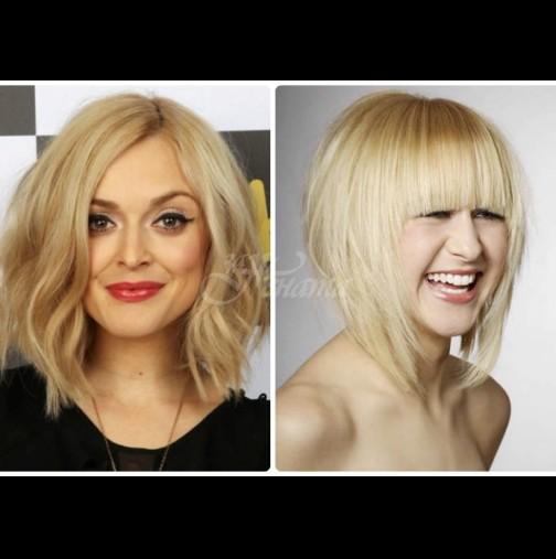 Най- актуалните прически за коса със средна дължина тази година (снимки)