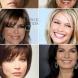 Прически за жени над 50 години с тънка коса