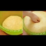 Нов трик, с който вече тестото става за 10 минути, край на чакането с часове да втаса