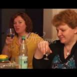 Достоен отговор на съпругата на обидния тост на съпруга ѝ