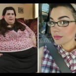 Млада жена стопи 200 кг, но това доведе до друг проблем