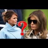 Мелания Тръмп използва двойничка? Тези снимки потвърдиха подозренията - коя е жената до Тръмп? (Снимки):