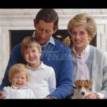Появиха се тайни снимки на принцеса Даяна, Чарлз, Уилям и Хари