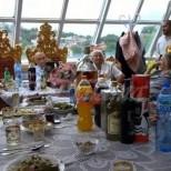 Ето как цар Киро отпразнува с пищно парти появата на правнуче (снимки)