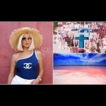 Цветелина Янева показа уникална визия в новото си видео - френски шик и испанска романтика спират дъха: