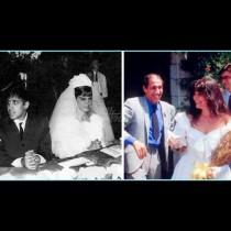 След 50 години брак Адриано Челентано е все така лудо влюбен в жена си - ето тяхната рецепта за любов (Снимки):