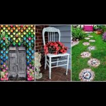 9 грандиозни, но бюджетни идеи как да превърнем двора и вилата в радост за очите (Снимки):