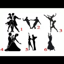Изберете танцуваща двойка и ще разберете какво желае душата ви: