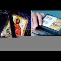 Не трябва да носите в портфейла си икона, защото не е на добре