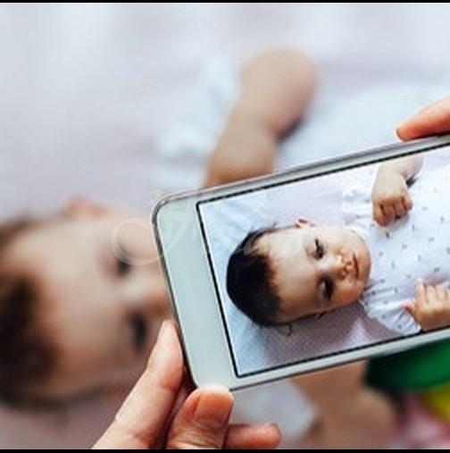 Никога не публикувайте снимки на децата си! Ето какви опасности крие това!