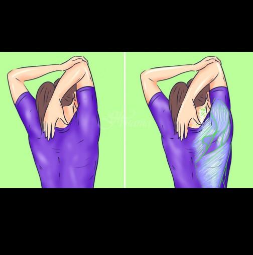 7 упражнения за разтягане на гърба, които ще заменят масаж и са задължителни за всички работещи на компютър