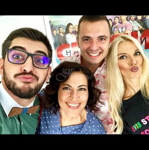 """Ето най-атрактивната телевизионна двойка, която ще води """"България търси талант"""" (Снимки):"""
