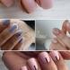 Нежен маникюр за къси нокти
