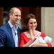 Малкият принц Луи вече е голямо момченце и е одрал кожата на татко си - Кейт и Уилям го показаха (Снимка):