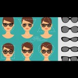Как да изберем слънчеви очила според формата на лицето - пълен гайд с примери (Снимки):