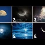 Коя луна от картинката ви привлича-Носи важно послание за вас